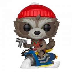 Marvel : Rocket holiday -...
